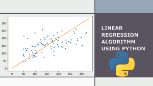 Linear Regression with Python
