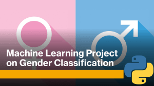 Gender Classification with Python
