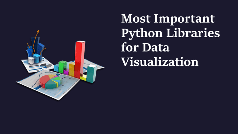 Python Libraries for Data Visualization