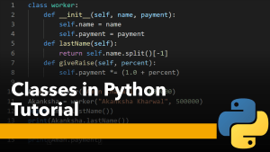 Python Classes Tutorial