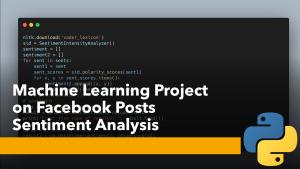 Facebook Posts Sentiment Analysis