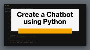 Chatbot using Python