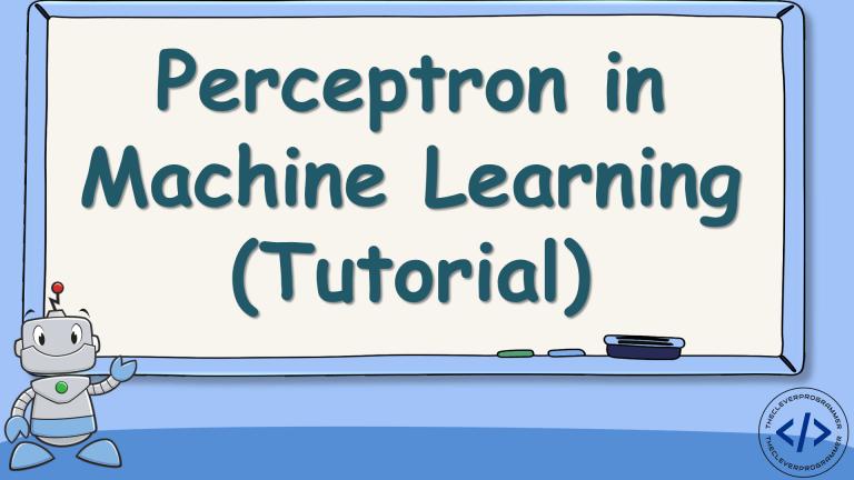 Perceptron in Machine Learning