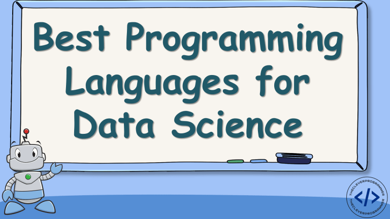 Best Programming Languages for Data Science