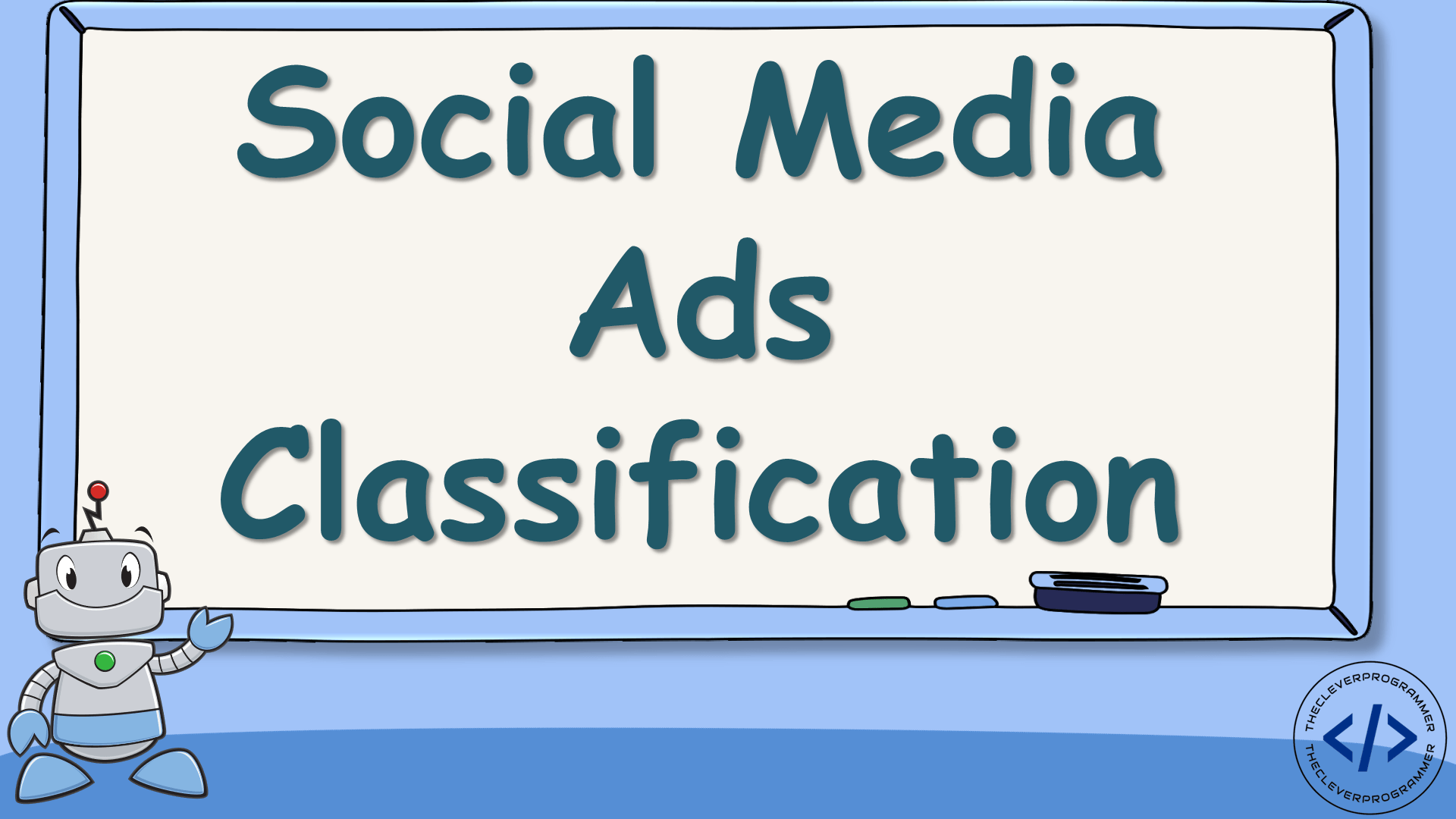 Social Media Ads Classification with machine learning