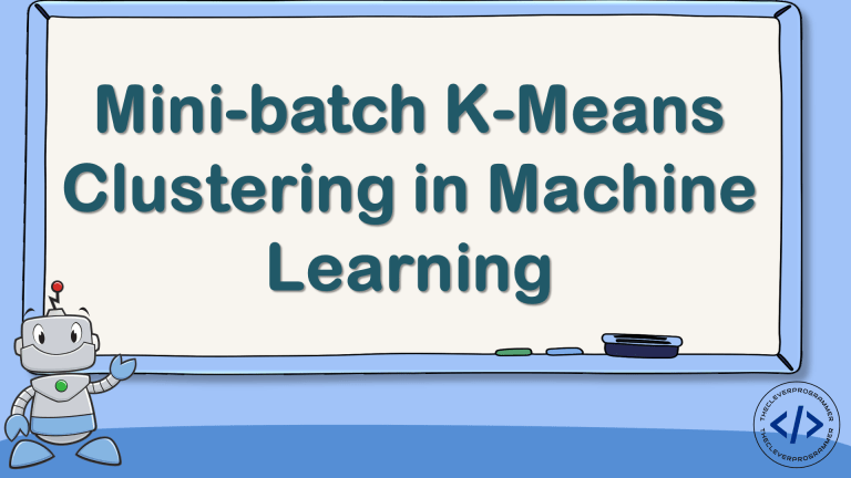 Mini-batch K-means Clustering in Machine Learning