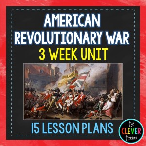 Revolutionary War Unit