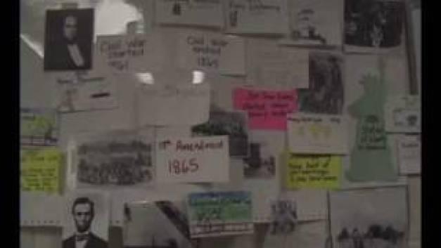 Timeline talk video