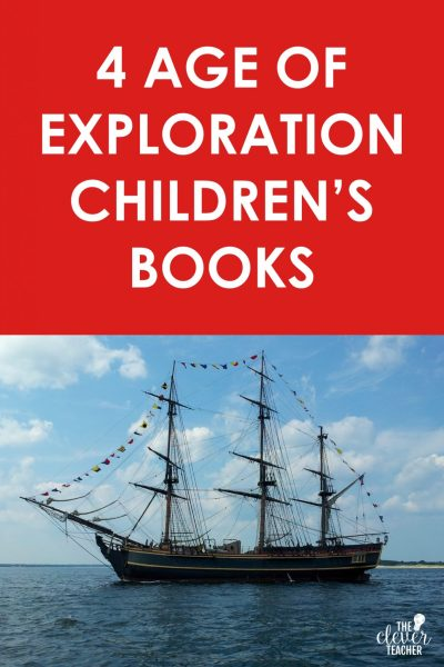 4 age of exploration children's books