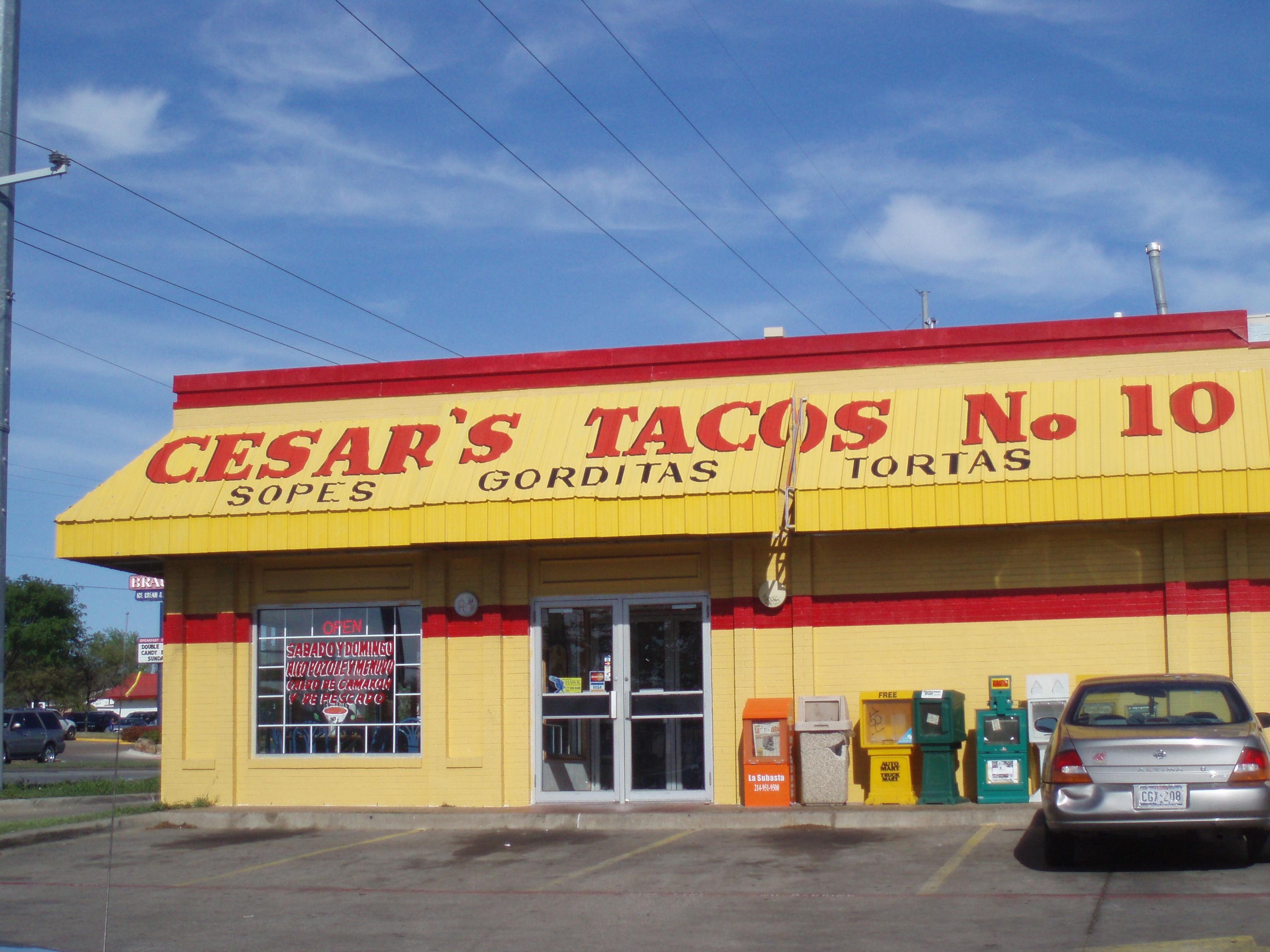 Cesar's Tacos