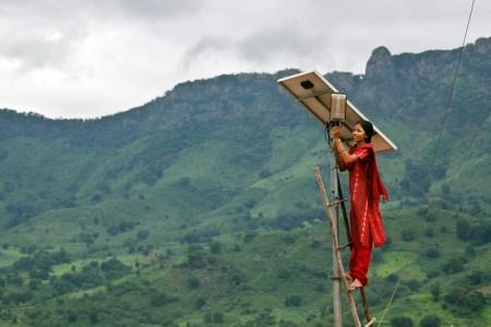 off grid solar power