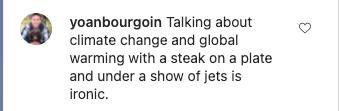 Instagram post - Biden global warming criticism 3
