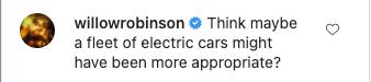 Instagram post - Biden global warming criticism 4