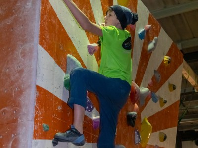NEW Bouldering Only Kids Club Available!