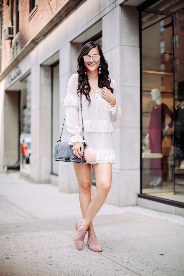 white-ruffle-dress