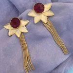 Macarena Tassel earrings