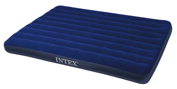 Intex Classic Downy Airbed Queen Most Comfortable Air Mattress
