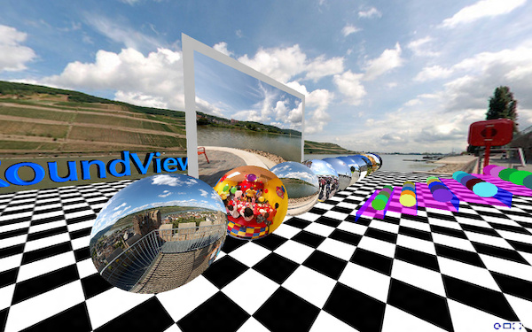 3D Roundview