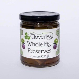 preserved organic Brown Turkey figs. 9 oz