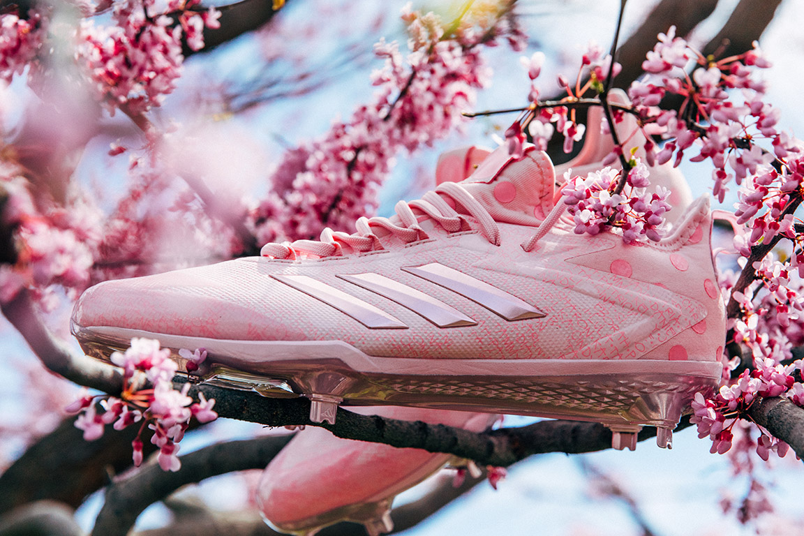 Adidas special mother's day cleats