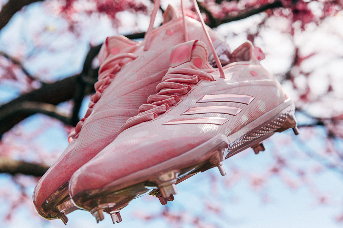 Adidas special mother's day cleats 1