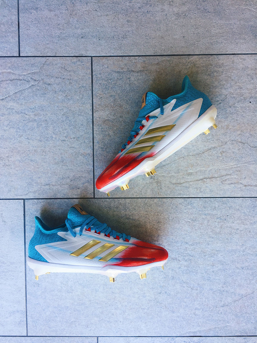 63f6a59dca54 ... adidas fourth of july cleats 3 ...
