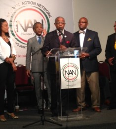 Rev. Nelson B. Rivers, National Action Network
