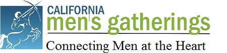 [California Men's Gatherings Logo]