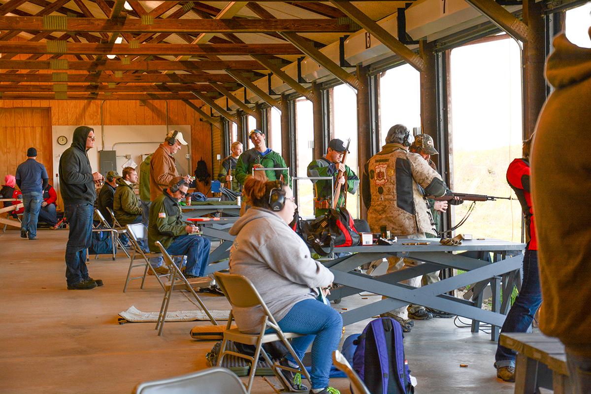 Cmp Vintage Modern Military Rifle Event Set For November