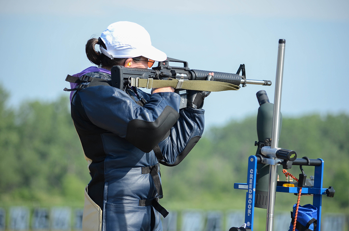 Cmp Orpa Host Highpower Rifle Matches At Camp Perry In