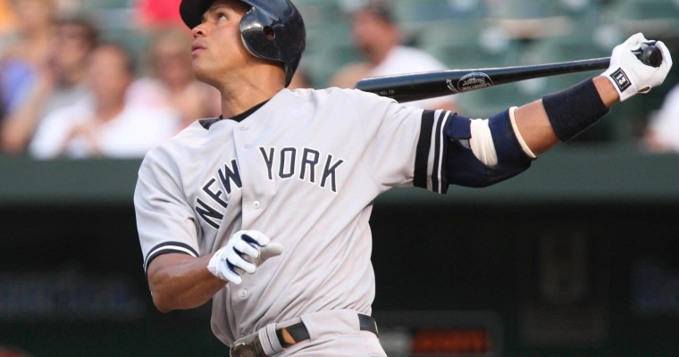 A-Rod: Breaking Records but Not Bank?