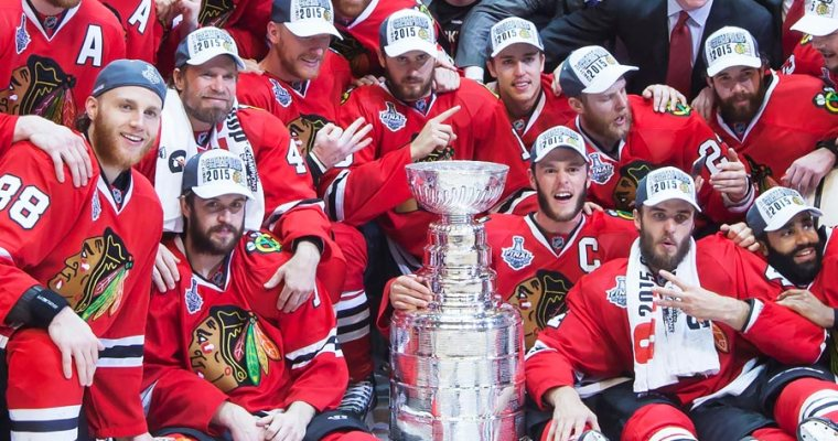 Yeah, They're a Dynasty- Blackhawks Win Third Stanley Cup