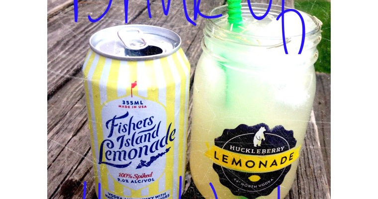 Drink of the Week! Fishers Island Lemonade