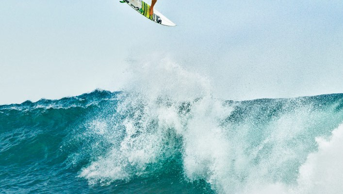 Talk About a Wipeout! John John Florence Is Out for the J Bay Open