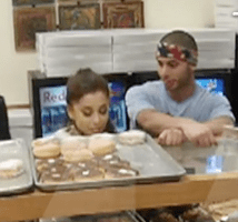 Why Are Teens Licking Donuts to Support Ariana Grande…