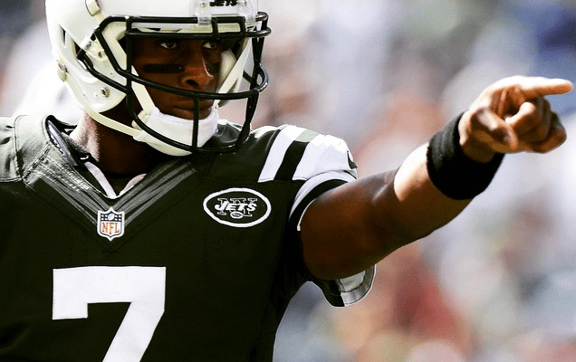 Here's a Jawbreaker- Geno Smith is OUT