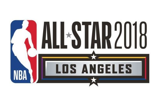 nba all-star 2018 los angeles logo