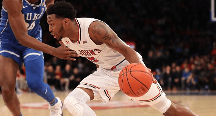 St. John's shuts down Duke in New York