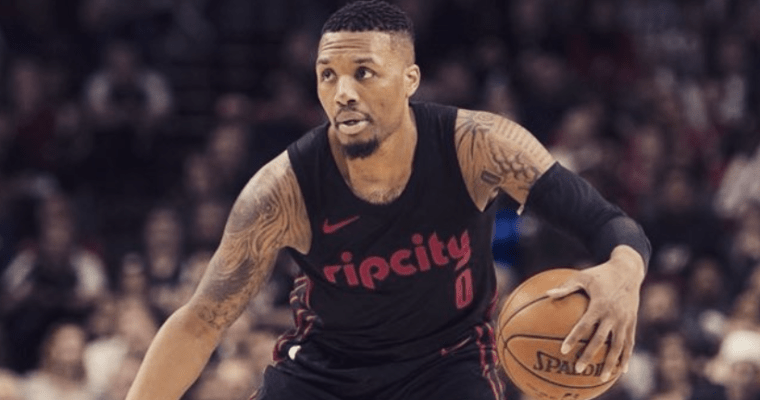 The king of getting snubbed: A Damian Lillard story