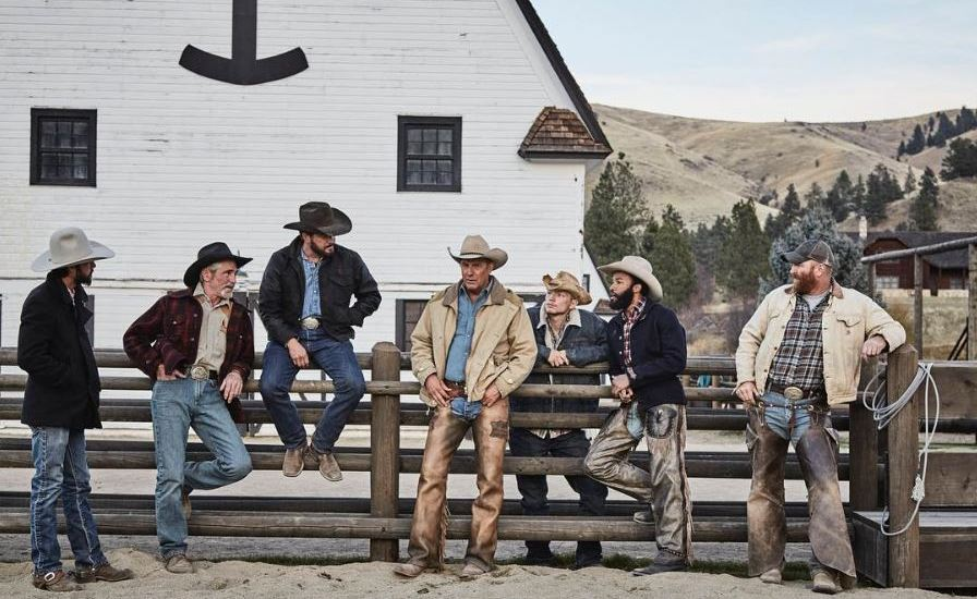 Yellowstone is our new favorite show