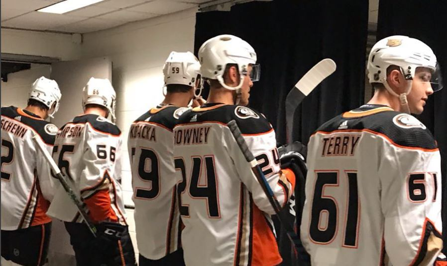 Heavy-hitting Anaheim Ducks have a need for speed