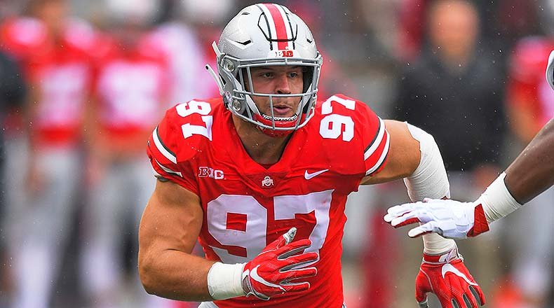 Top 4 players to watch in the 2019 NFL Draft