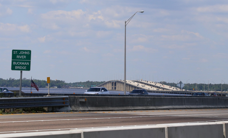 Buckman Bridge, Jacksonville, FL