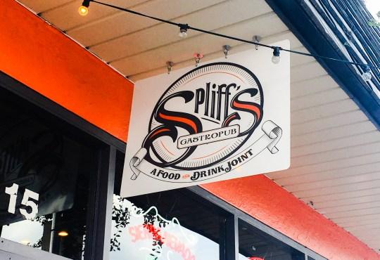 Spliff's Gastropub, Jacksonville, FL