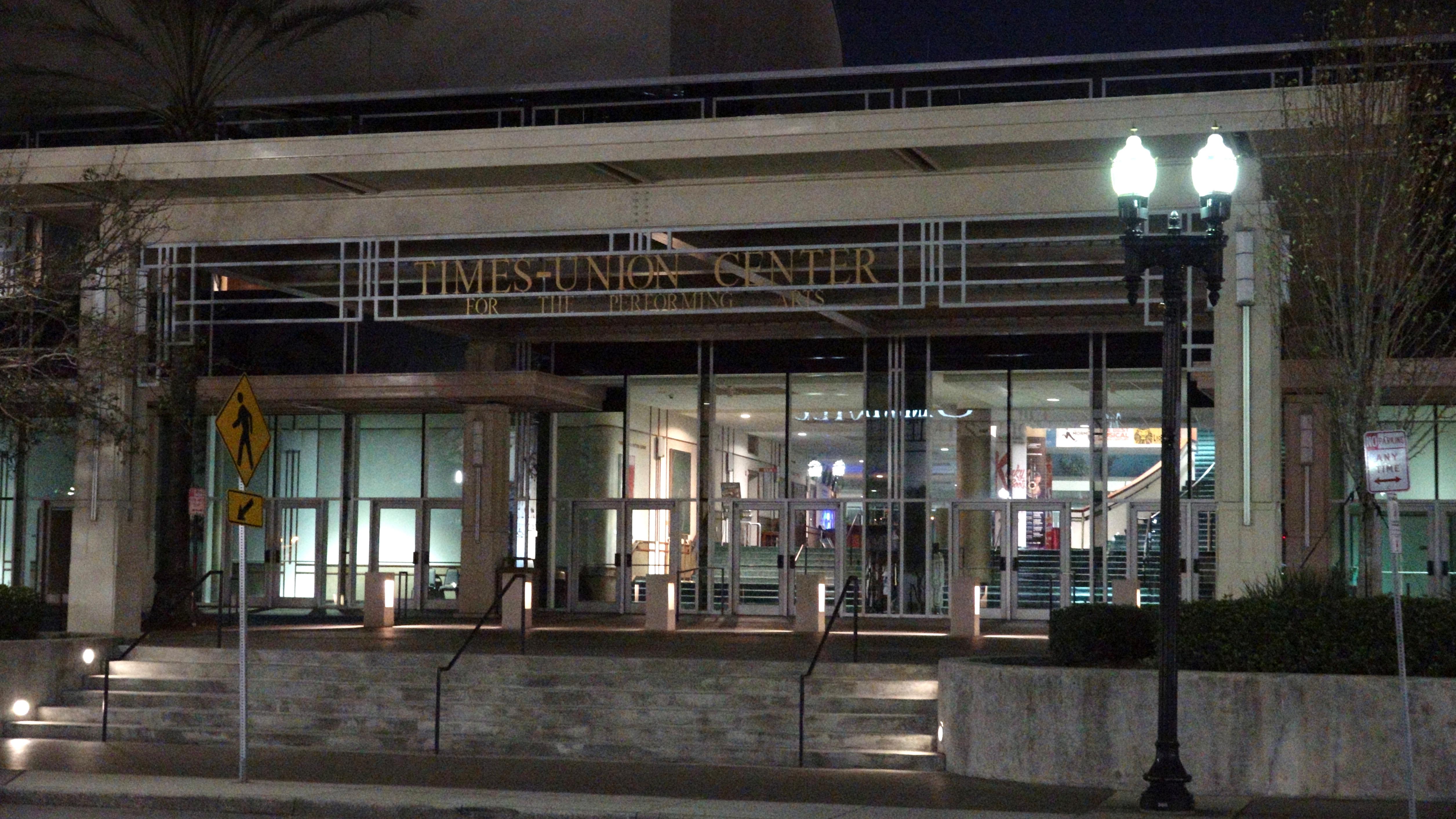 Times-Union Center