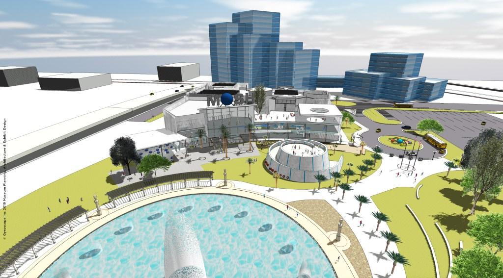 Building Up Jax: MOSH plans  million expansion
