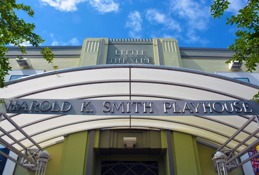 Harold K Smith Playhouse at Little Theatre, Jacksonville, FL