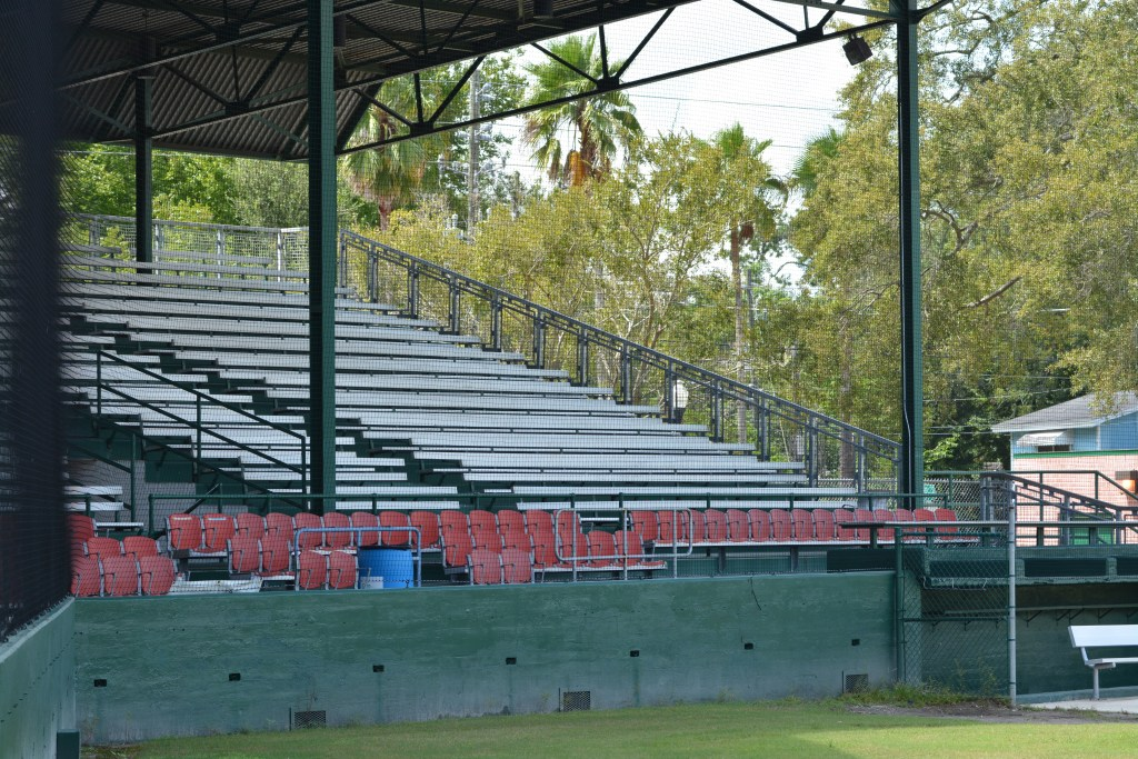 James P. Small Park, Jacksonville's First City Baseball Stadium