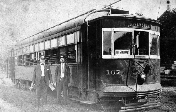 Remembering Downtown Jacksonville's Streetcar Era