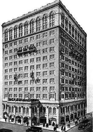 Remembering the Lost Hotels from Downtown Jacksonville's History
